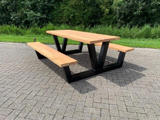 picknicktafel V frame